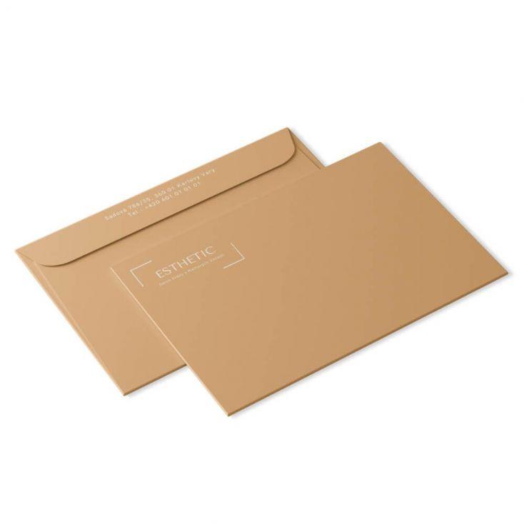 Levné obálky C5 s možností celopotisku s tiskem on-line