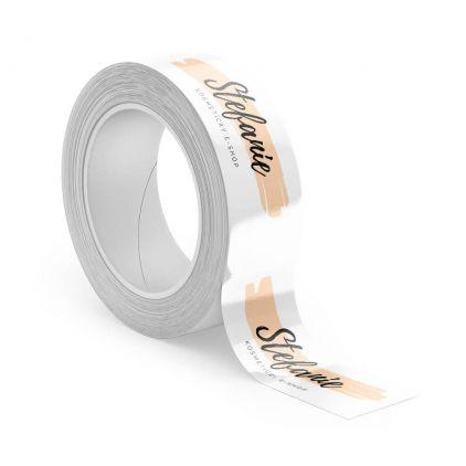 Lepící pásky s potiskem